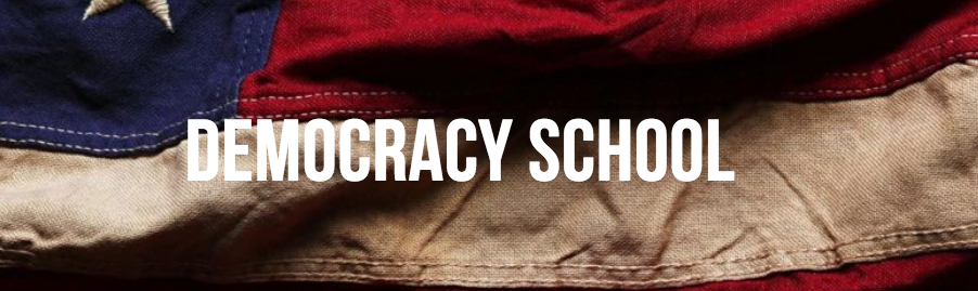 Democracy School- Slide