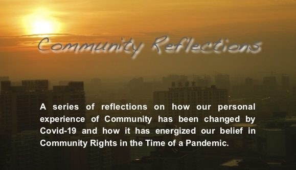 Community Reflections – Slide